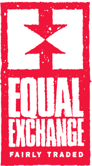 Equal Exchange Fairly Traded logo