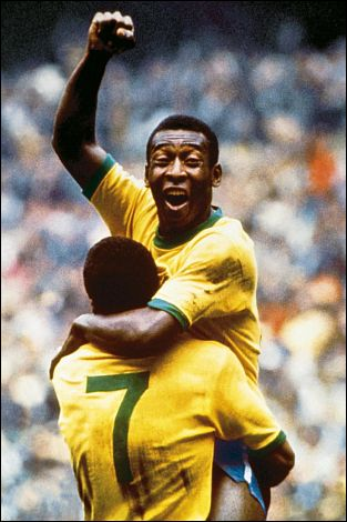 Pele - 1970 World Cup Final