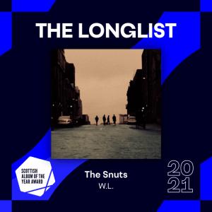 SAY21 Longlist - The Snuts -Sqr