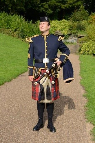Preston Bagpiper For Hire