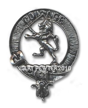 Cumming (of Altyre) Clan Crest Badge
