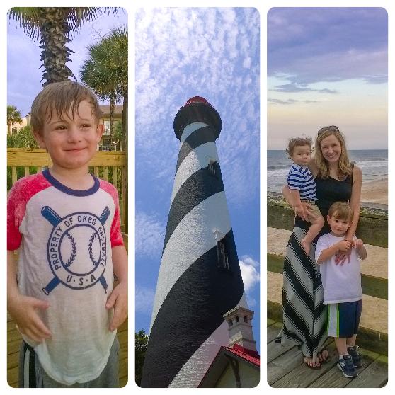St. Augustine Lighthouse & Pier courtneylmoore.com