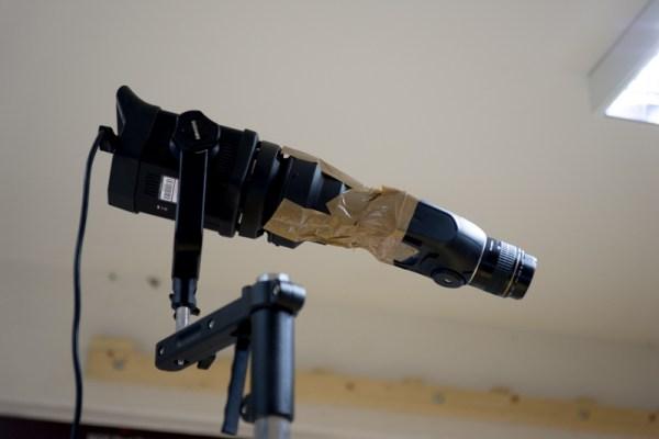 light blaster III-100