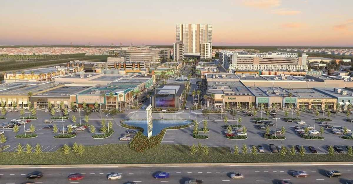 Dania Point Shopping Center post featured image
