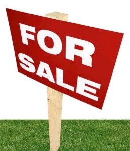 For sale sign graphic image