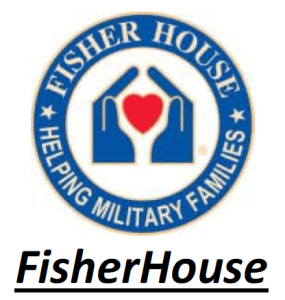 Logo of Fisher House