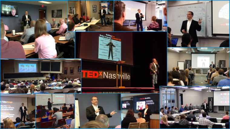 scott rouse - body language expert - nashville - keynote speaker - trainer - training - speaker