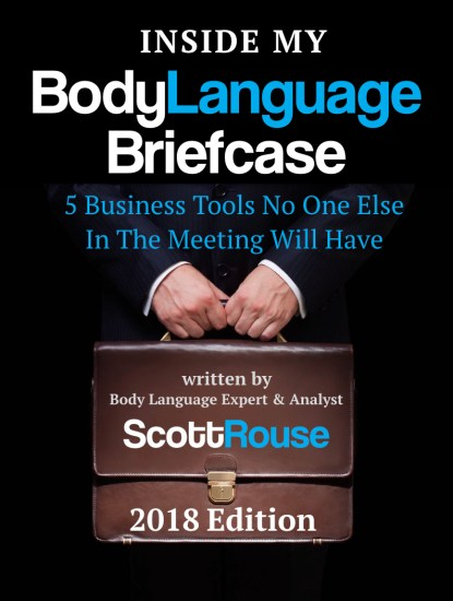 scott rouse - body language expert - crystal rogers