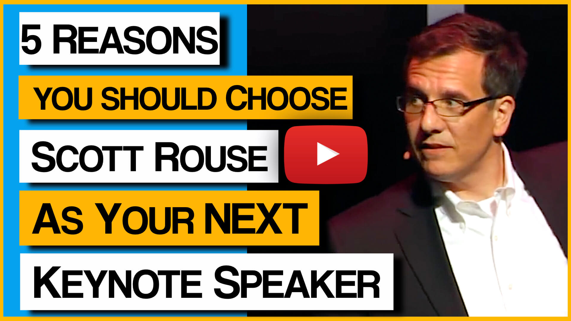 scott rouse - body language expert - keynote speaker - speaker - professional speaker