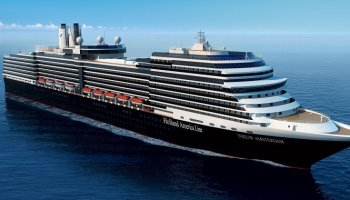 Holland America Nieuw Amsterdam Western Caribbean Cruise Review - Holland new amsterdam cruise ship