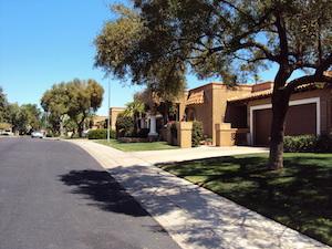 scottsdale patio homes