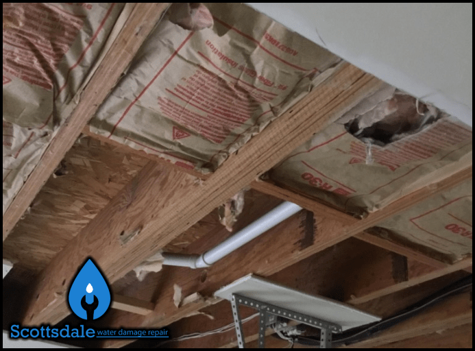 45 scottsdale water damage repair commercial removal