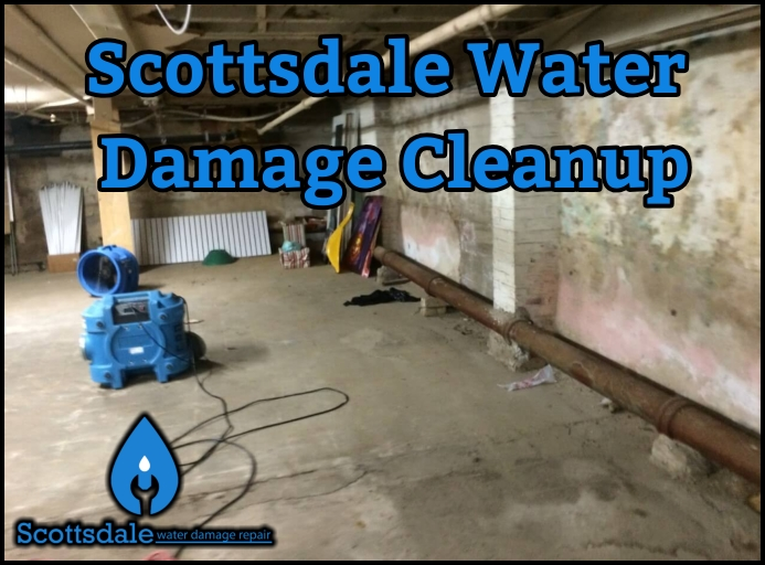 Scottsdale Water Damage Cleanup
