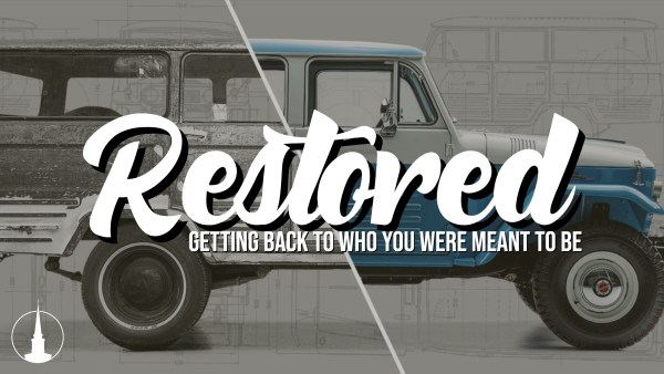 Restored: From a Sinful Heart Image