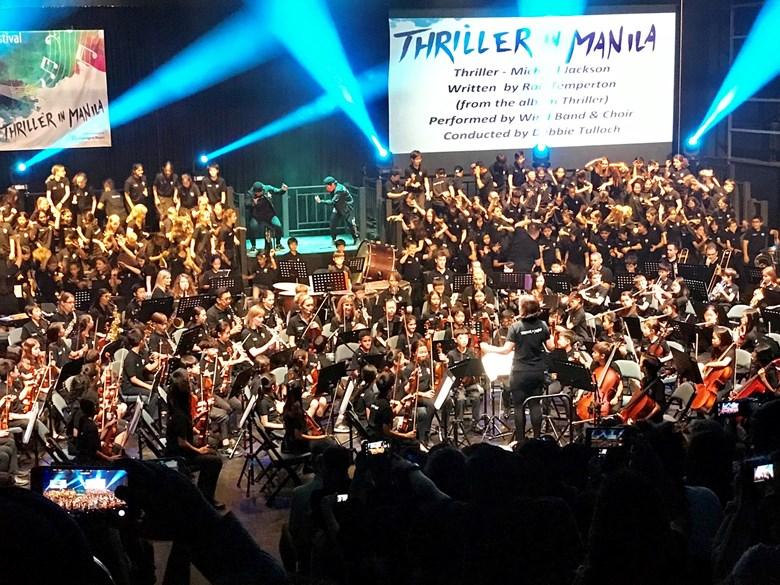 Thriller in Manila- FOBISIA 2019