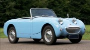 Austin Healey Sprite Mk1 Frogeye (H-AN5) Parts Finder Manual