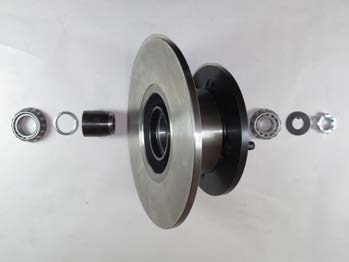 Wheel Bearing Stack 1