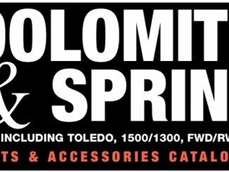 TRIUMPH DOLOMITE PARTS RIMMER GUIDE on SCOTTYS Supplier Library PIC2