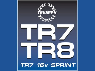 TRIUMPH TR7 PARTS GUIDE - RIMMER on SCOTTYS Supplier Library PIC2