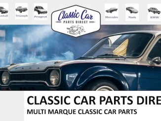 CLASSIC CAR PARTS DIRECT IN SCOTTYS Supplier Library