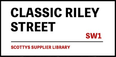 CLASSIC RILEY PARTS SUPPLIERS