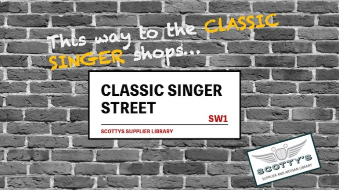 CLASSIC SINGER PARTS SUPPLIERS