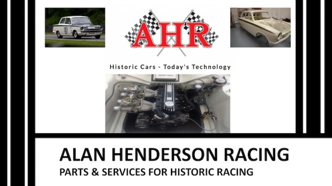 ALAN HENDERSON RACING in SCOTTYS Supplier Library