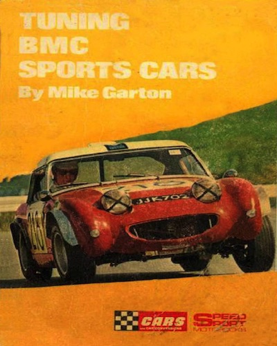 TUNING BMC SPORTS CARS in SCOTTYS Technical Library