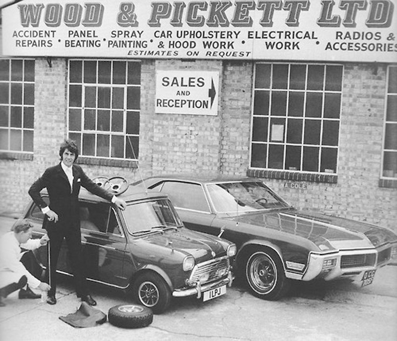 WOOD & PICKETT in SCOTTYS Supplier Library