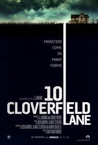 Cloverfield Lane Poster