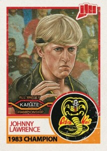 17 - Johnny Lawrence