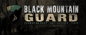 black mountain gaurd