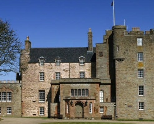 Castle of Mey near Thurso