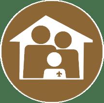 Becas de Scouts d'Asturies-MSC para apoyo a familias scouts