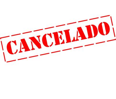 ¡Atención! ¡Cancelación del Campamento de Pioneros/Rutas!