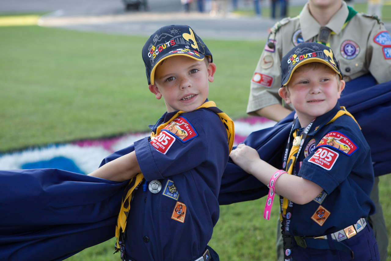 What Is The Order Of Cub Scout Ranks