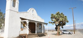 """Scouting the """"Kill Bill"""" Church: A Brief History of Hollywood's Most Famous (And Fake) Desert Chapel"""