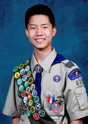 Minnesota Teen Named 2 Millionth Eagle Scout Scouting