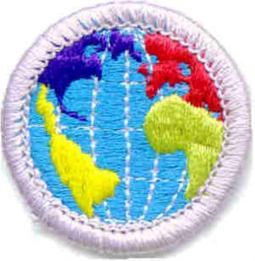 Merit Badge Citizenship in the World