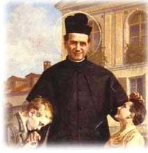 Résultats de recherche d'images pour «Saint Jean Bosco»
