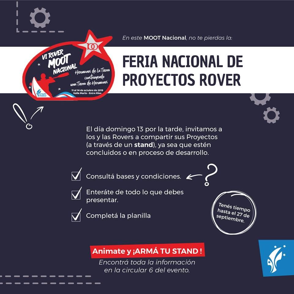 #ProyectosRovers