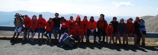 Pioneros en la frontera con Francia en el Pirineo Navarro