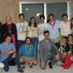 Mons. Osoro inaugura el nuevo centro de los Scouts Católicos de Madrid