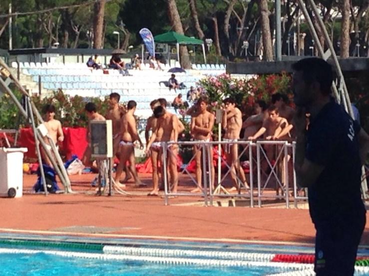 Under 17: Ede Nuoto - SC Quinto