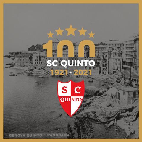 Auguri per i tuoi 100 anni, Sporting Club Quinto!