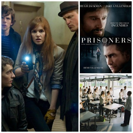 Great movies goeie films prisoners Now you see mee Die Welle review video