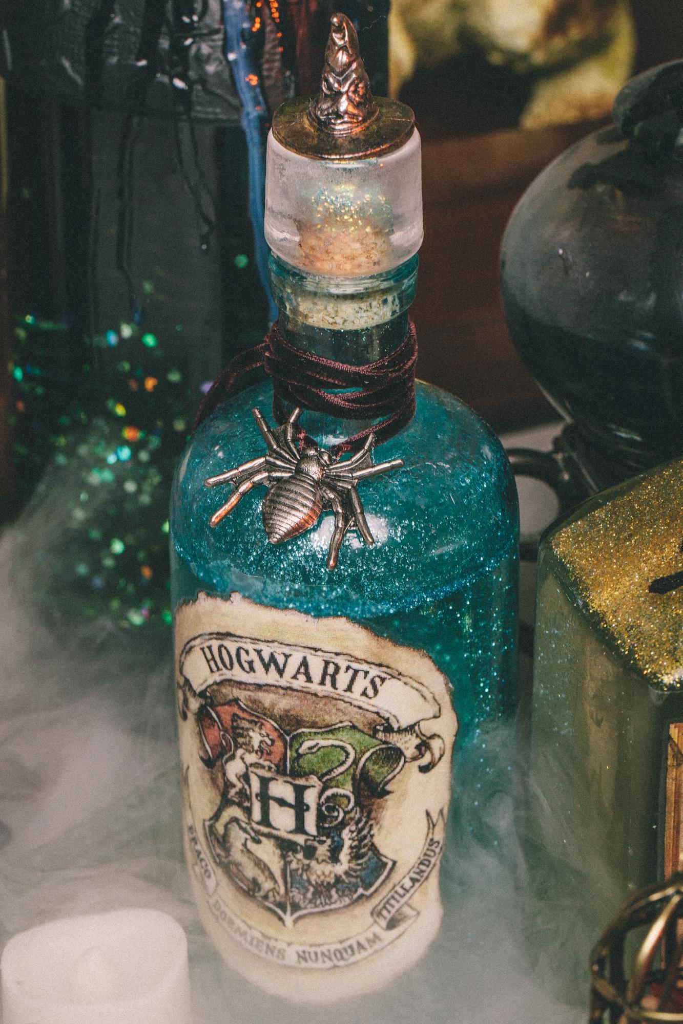 Diy Harry Potter Potions For Halloween Hogwarts Potion