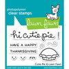 Lawn Fawn Cutie Pie Stamp