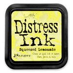 Ranger Ink - Tim Holtz - Distress Ink Pads - Squeezed Lemonade