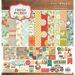PhotoPlay Paper - Fresh Picked Collection - 12 x 12 Collection Pack